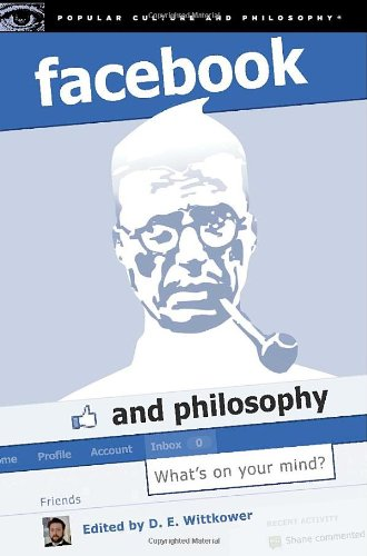 Facebook and Philosophy What's on Your Mind?  2010 edition cover