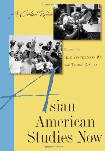 Asian American Studies Now A Critical Reader  2010 edition cover