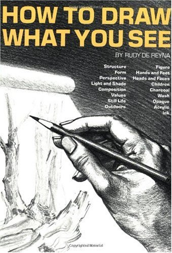 How to Draw What You See   1996 (Revised) 9780823023752 Front Cover