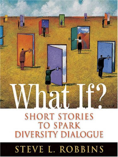 What If? Short Stories to Spark Diversity Dialogue  2008 edition cover