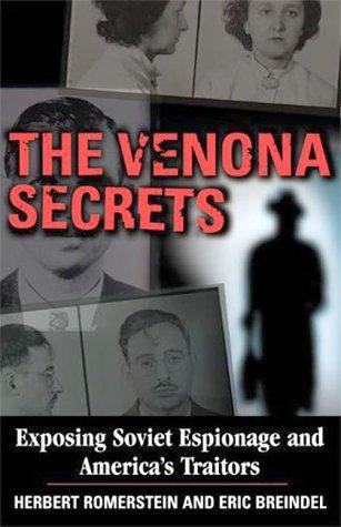 Venona Secrets Exposing Soviet Espionage and America's Traitors  2000 edition cover