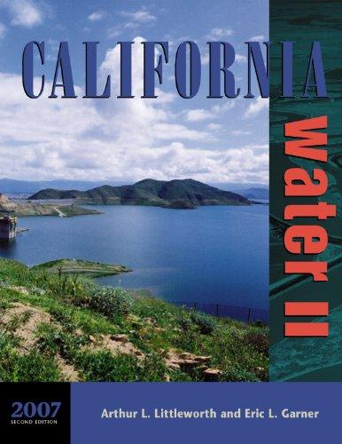 California Water II   2007 edition cover
