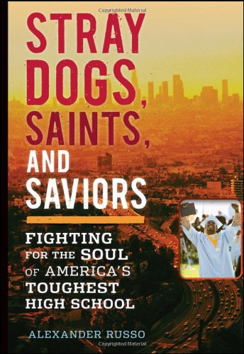 Stray Dogs, Saints, and Saviors Fighting for the Soul of America's Toughest High School  2011 edition cover