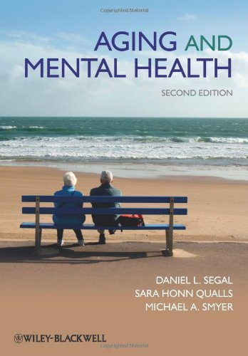 Aging and Mental Health  2nd 2011 edition cover