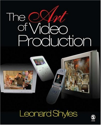 Art of Video Production   2007 edition cover