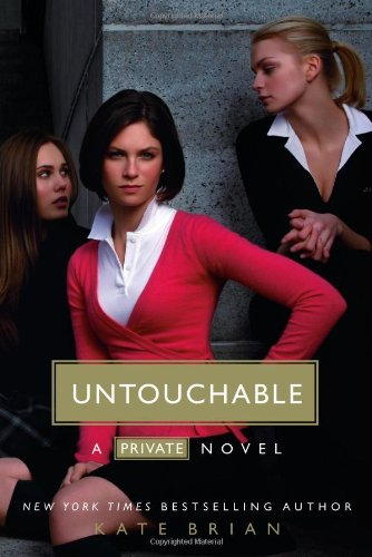 Untouchable  N/A edition cover