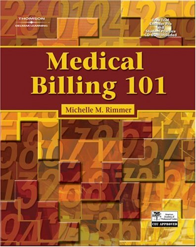 Medical Billing 101   2008 edition cover