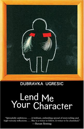 Lend Me Your Character   2005 edition cover