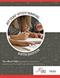 Ati Teas Study Manual  6th 2017 (Revised) 9781565335752 Front Cover