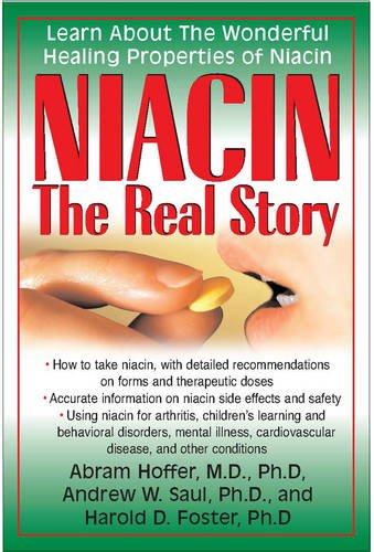 Niacin: the Real Story   2012 edition cover
