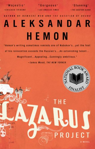 Lazarus Project  N/A edition cover