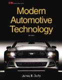 Modern Automotive Technology:   2013 edition cover