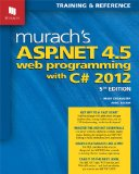 Asp. Net 4. 5 Web Programming with C# 2012   2013 edition cover