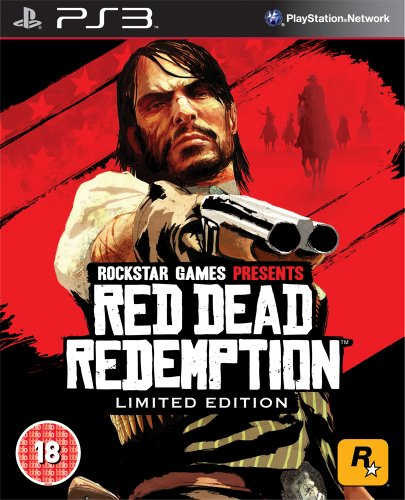 Red Dead Redemption Limited Edition (PS3) PlayStation 3 artwork