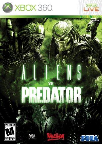 Aliens vs Predator - Xbox 360 Xbox 360 artwork