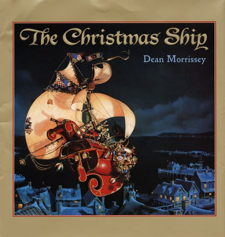 Christmas Ship   2000 9780060285753 Front Cover