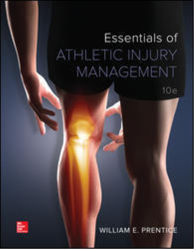 Essentials of Athletic Injury Management  10th 2016 9780078022753 Front Cover
