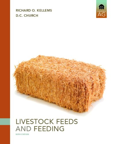 Livestock Feeds and Feeding  6th 2010 edition cover