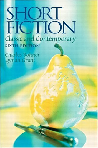 Short Fiction Classic and Contemporary 6th 2006 edition cover