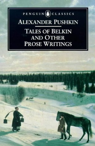 Tales of Belkin and Other Prose Writings   1998 edition cover