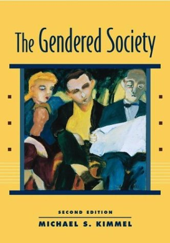 Gendered Society  2nd 2003 (Revised) 9780195149753 Front Cover