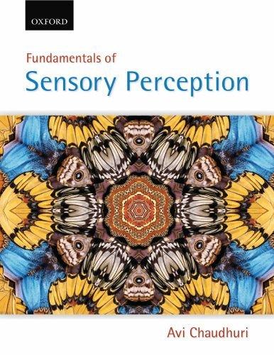 Fundamentals of Sensory Perception   2011 edition cover