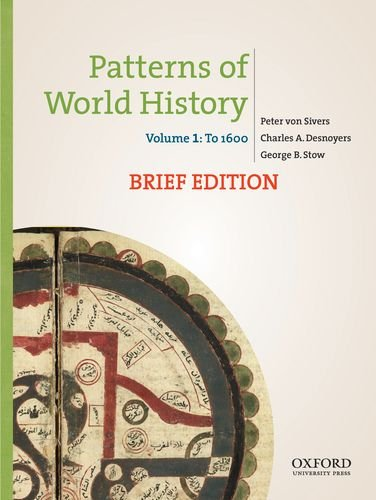 Patterns of World History - To 1600  N/A edition cover