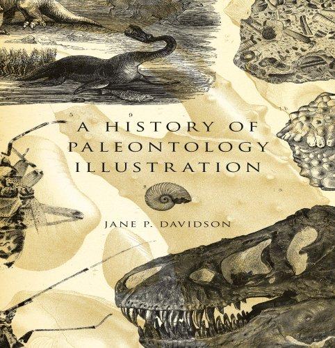 History of Paleontology Illustration   2008 edition cover