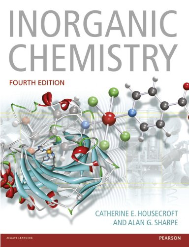 Inorganic Chemistry  4th 2012 (Revised) edition cover