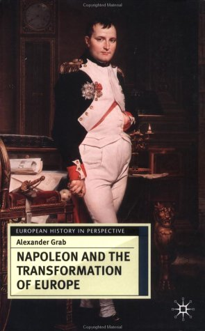 Napoleon and the Transformation of Europe   2003 (Revised) edition cover