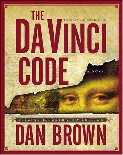 Da Vinci Code   2004 9780385513753 Front Cover