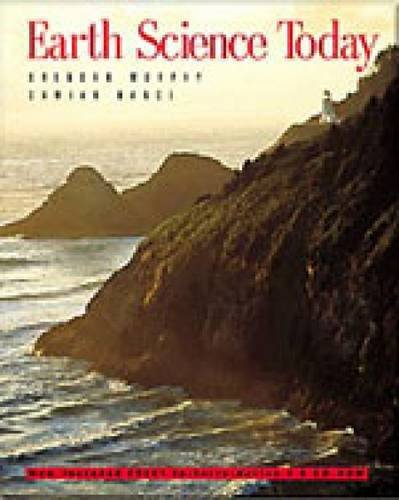 Earth Science Today  2001 9780534384753 Front Cover