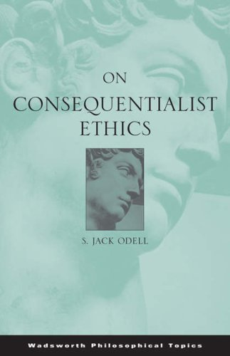 On Consequentialist Ethics   2004 9780534595753 Front Cover