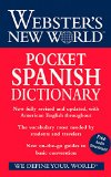 Pocket Spanish Dictionary   2016 9780544987753 Front Cover