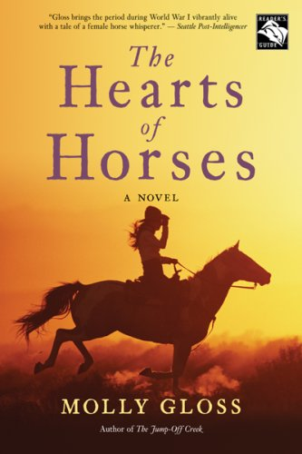 Hearts of Horses   2007 9780547085753 Front Cover