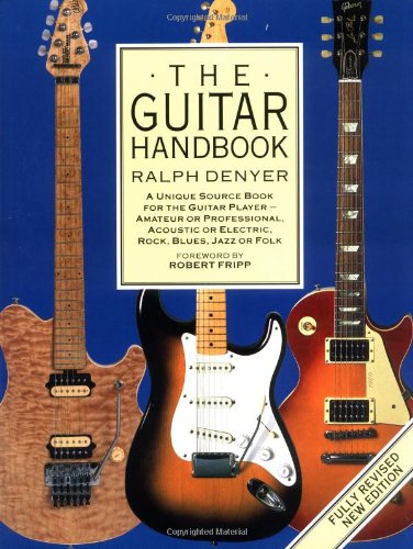 Guitar Handbook   1992 (Revised) edition cover