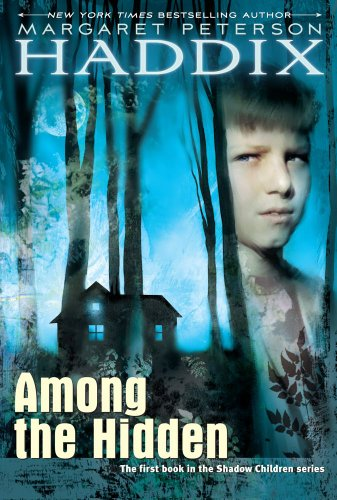 Among the Hidden   1998 9780689824753 Front Cover