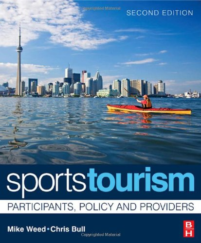 Sports Tourism Participants, Policy and Providers 2nd 2009 edition cover