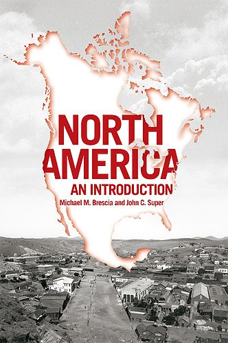North America An Introduction 3rd 2008 edition cover