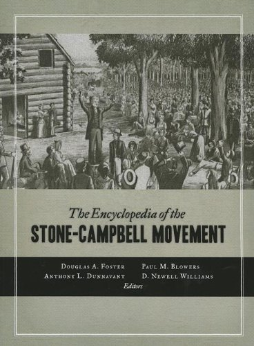 Encyclopedia of the Stone-Campbell Movement  N/A edition cover