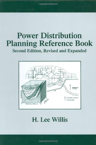 Power Distribution Planning Reference Book  2nd 2004 (Revised) edition cover