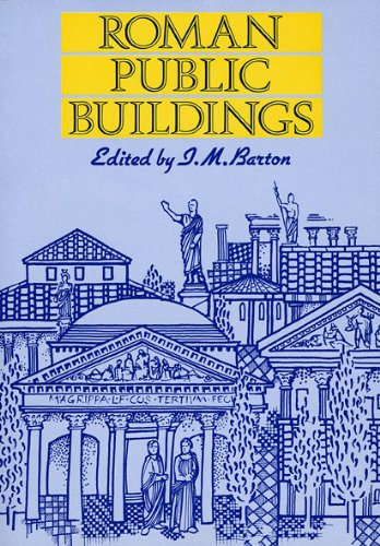 Roman Public Buildings  2nd 1995 (Revised) edition cover