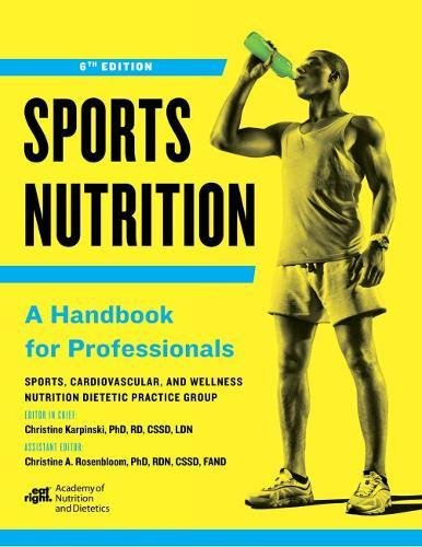 Sports Nutrition, Sixth Edition  6th 2017 9780880919753 Front Cover