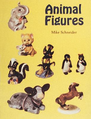 Animal Figures   1990 9780887402753 Front Cover