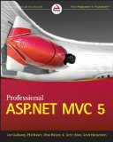 Professional ASP. NET MVC 5   2014 edition cover
