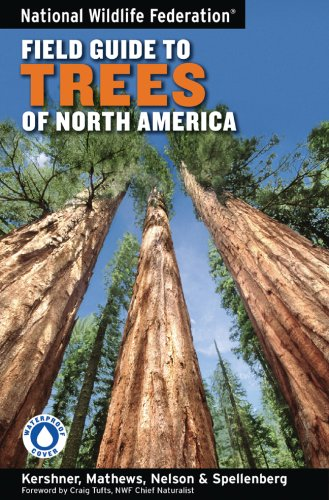 National Wildlife Federation Field Guide to Trees of North America   2008 edition cover