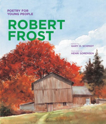 Robert Frost   1994 edition cover