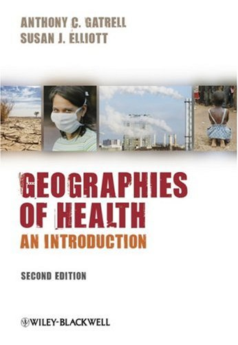 Geographies of Health An Introduction 2nd 2009 edition cover