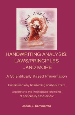 Handwriting Analysis Laws/Principles... and More  2007 edition cover