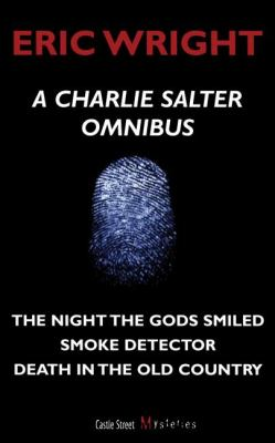 Charlie Salter Omnibus A Charlie Salter Mystery  2003 9781550024753 Front Cover